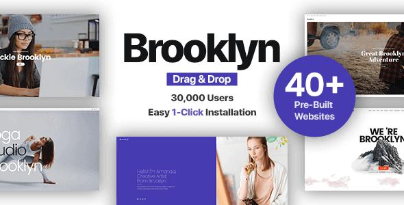Brooklyn premium wordpress theme