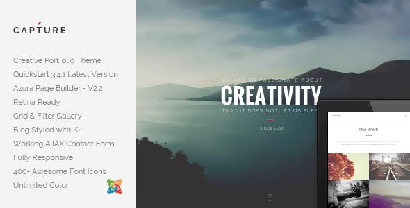 capture-creative-portfolio-joomla-template