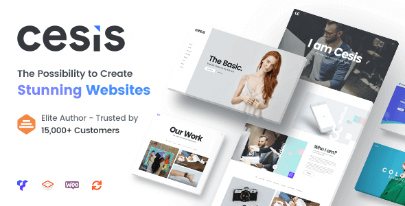Cesis 1 5 4 – Responsive Multi-Purpose WordPress Theme NULLED