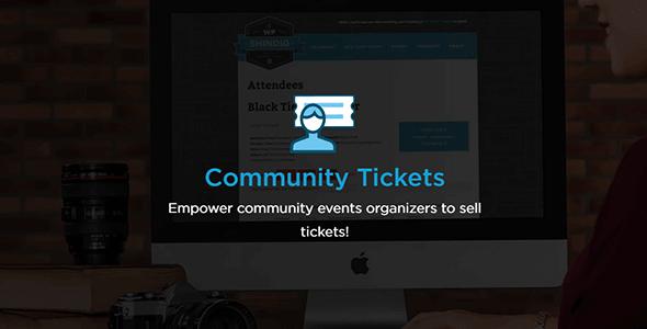 community-tickets