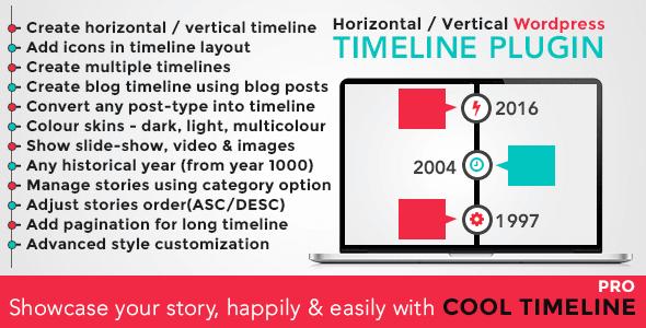 cool-timeline-pro
