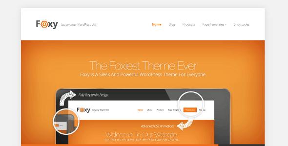 elegantthemes-foxy