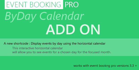 event-booking-pro-byday