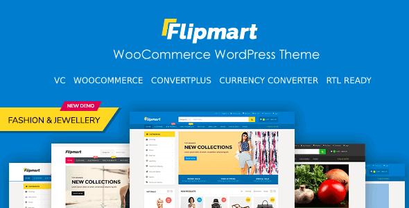 Flipmart 2 5 – Responsive Ecommerce WordPress