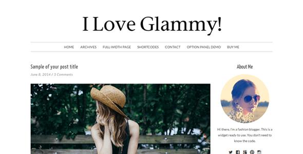 glammy