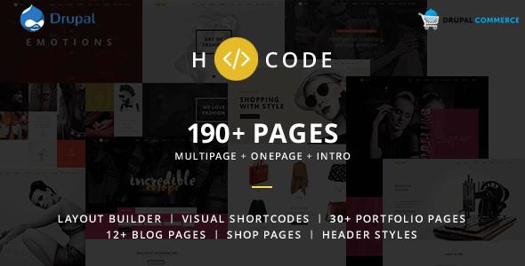 hcode-multipurpose-commerce-drupal-theme