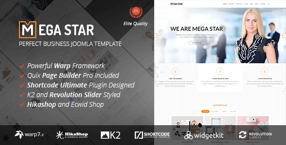 megastar-business-joomla-template