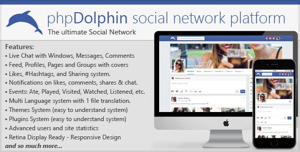 phpdolphin-social-network-platform
