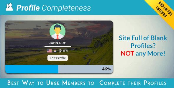userpro-profile-completeness