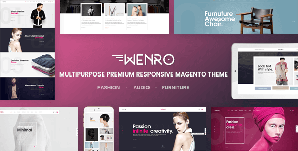 wenro-multipurpose-responsive-magento-2-theme-16-homepages-fashion-furniture-digital-and-more