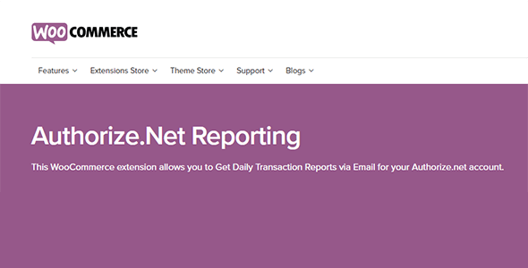 woocommerce-authorize-net-reporting