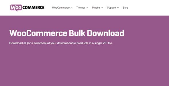 woocommerce-bulk-download