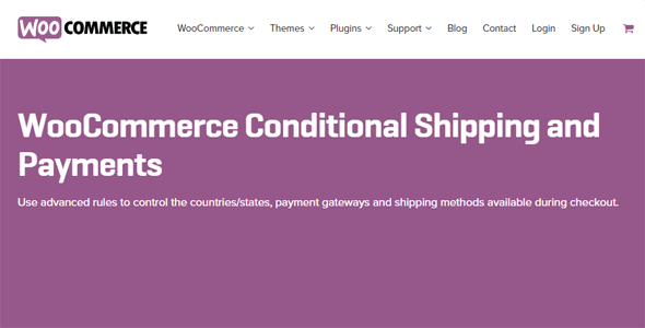woocommerce-conditional-shipping-and-payments