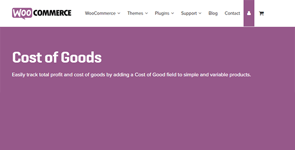 woocommerce-cost-of-goods