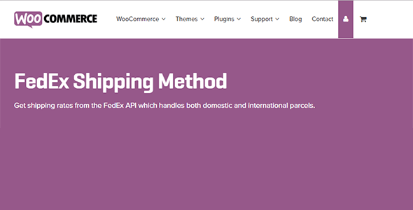 woocommerce-fedex-shipping-module