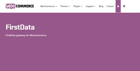 woocommerce-firstdata