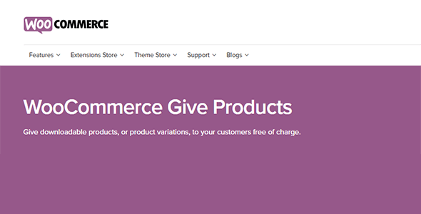 woocommerce-give-products