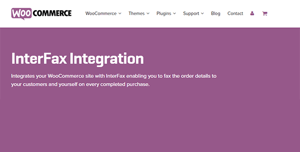 woocommerce-interfax-integration