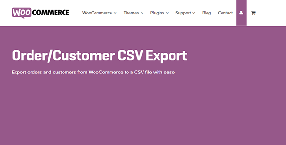 woocommerce-ordercustomer-csv-export