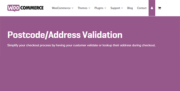 woocommerce-postcode-address-validation