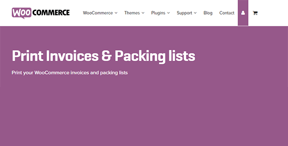 woocommerce-print-invoices-packing-lists