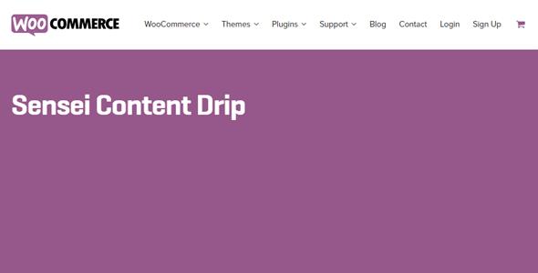 woocommerce-sensei-content-drip