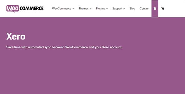 woocommerce-xero