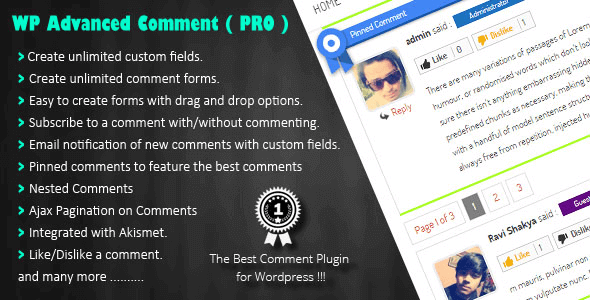 wp-advanced-comment-pro