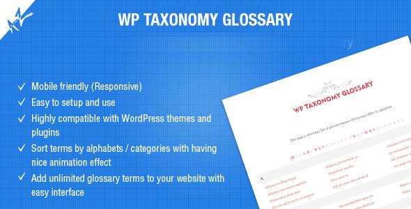 wp-taxonomy-glossary